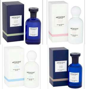Buy 1 get 2nd 1/2 price on Superdrugs Artiscent Fragrance (Del £3/Free with £10 spend for members) @ Superdrug