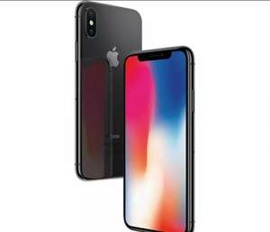 iPhone X - Refurbished Grade A - Unlocked - 64gb - Space gray - £237.59 with code @ eBay / xsitems