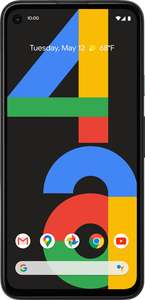 Google Pixel 4a 128 gb - 20gb data - ID Mobile £14.99 (24 month contract) + £49.99 up front via uswitch - £409.75 (399.75 with code)