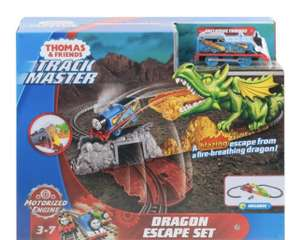 Thomas And Friends Trackmaster Dragon Escape Set, Motorized £12.99 at bargainmax.co.uk