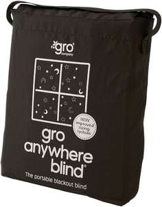 Gro anywhere blackout blinds, £7.50, Tesco, Newport (Wales, Spytty)