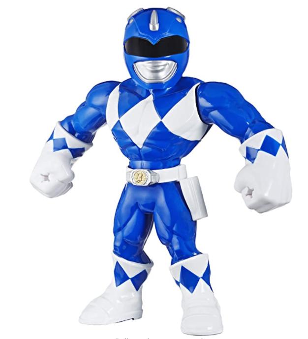Playskool Heroes Mega Mighties Power Rangers Blue Ranger £3.25 prime / £7.74 @ Amazon
