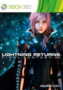 Lightning Returns: Final Fantasy XIII on Xbox 360 - £8.99 Delivered @ Square Enix Store
