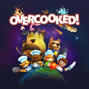 Overcooked - Playstation 4 (Digital) £3.89 - PS Store - Playstation Plus Discount