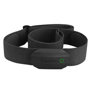 CooSpo Heart Rate Monitor Bluetooth ANT+ with Chest Strap for Running Cycling Gym and other Sport £25.49 at Sold by CooSpo UK and FBA
