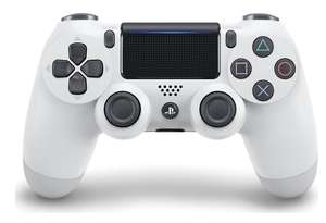 PLAYSTATION DualShock 4 V2 Wireless Controller - White £39.99 @ Currys PC World