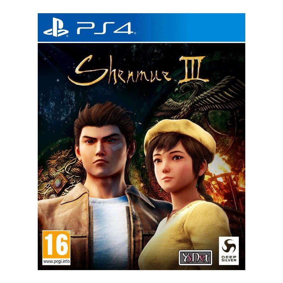 [PS4] Shenmue III - £12.85 delivered @ Base
