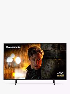 Panasonic TX-43HX940B (2020) LED HDR 4K Ultra HD Smart TV, 43 inch with Freeview Play & Dolby Atmos, Black £699 at John Lewis