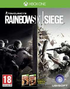 Tom Clancy's Rainbow Six: Siege (Xbox One) Used - £4.92 delivered @ Music Magpie / eBay