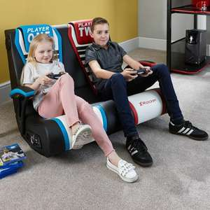 X Rocker Dual Rivals 2-Seater Gaming Chair £149 delivered with code @ MenKind