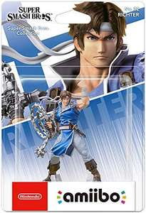 Super Smash Bros Richter Amiibo - £7.56 + £2.99 Non Prime Dispatched from and sold by Amazon EU @ Amazon