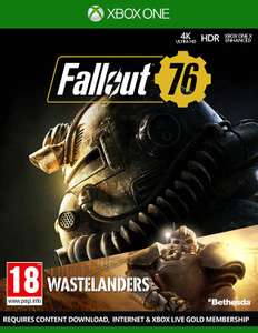 Fallout 76 Wastelanders (Xbox One) - £4.54 Prime / +£2.99 non Prime @ Amazon