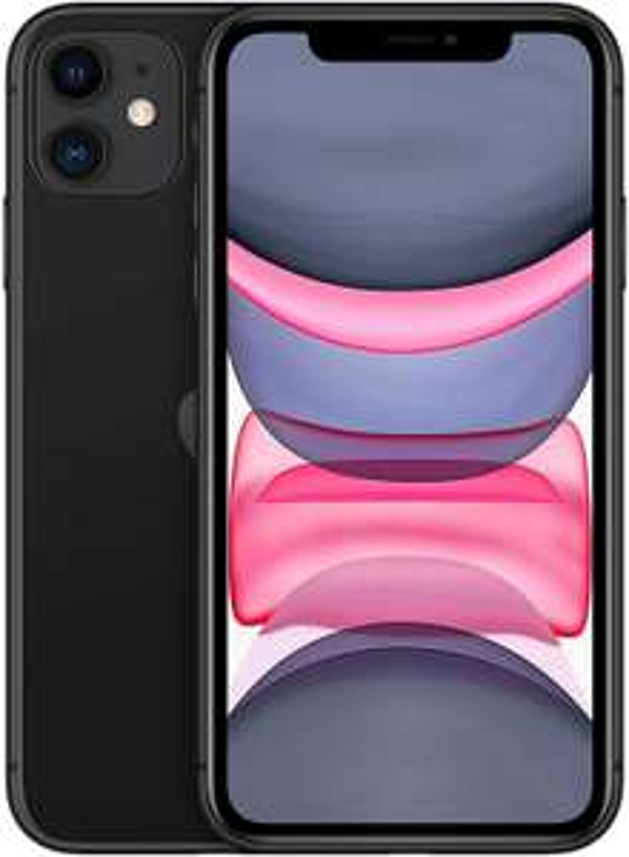 Apple MHDA3B/A iPhone 11 6.1'' Smartphone 64GB Unlocked SIM-Free - *Black* B (Refurb) - £388.69 using code @ cheapest_electrical / eBay