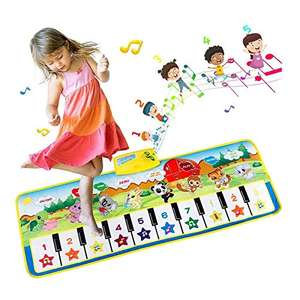 Piano Music Dance Mat, Multi-Function - £13.84 Prime / +£4.49 non Prime Sold by Qcstar and Fulfilled by Amazon