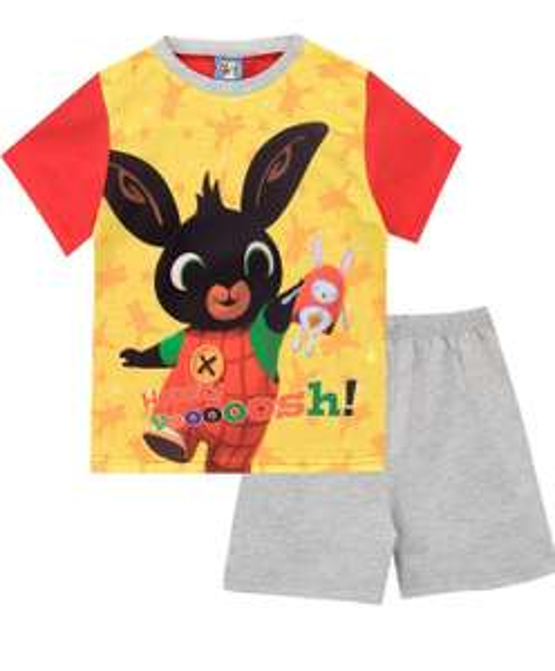 Bing boys pyjamas age 3-4 for £5.25 Prime / +£4.49 non Prime at Amazon