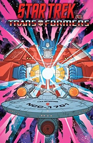 Star Trek vs. Transformers Kindle & comiXology £4.41 at Amazon