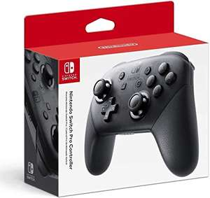Nintendo Switch Pro Controller £49.99 delivered at Amazon