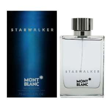 MONTBLANC Starwalker Aftershave Lotion Eau de Toilette 75ml £13.49 delivered (use code) at The Fragrance Shop