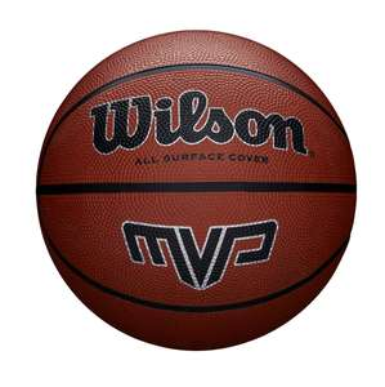 Wilson MVP Basketball - size 7 £5.99 Prime (+£3.99 non Prime) @ Amazon
