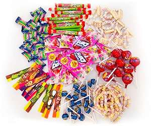 Chupa Chups Party Sweets Selection Bag, 1 kg (Pack of 100 Sweets) £13.14 Prime ( £17.63 Non Prime) @ Amazon