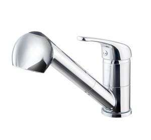 Nabis Nemi single lever pull out kitchen tap £30 (£8.39 delivery) @ Wolseley