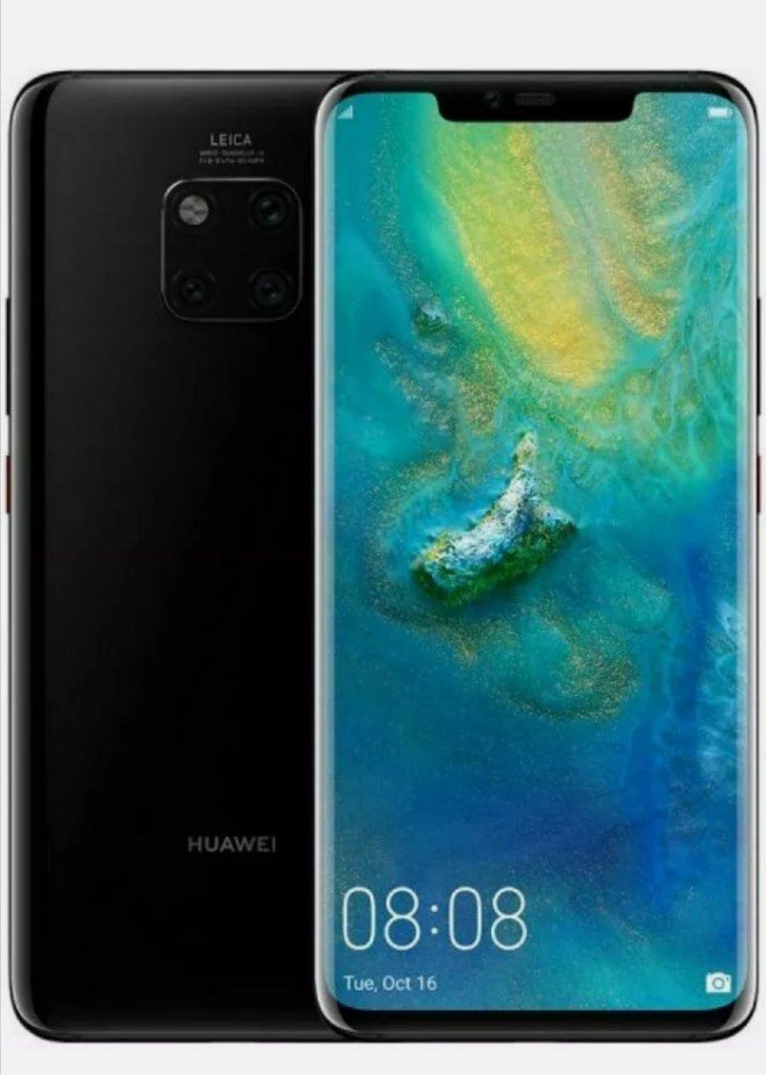 Huawei Mate 20 Pro LYA-L09 128GB 40MP Mobile Smartphone Black EE grade C £124.99 @ xsitems_ltd / ebay