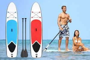 Stand Up Paddleboard £249 +£8.99 delivery @ Wowcher (Fulfilled by Wowcher)