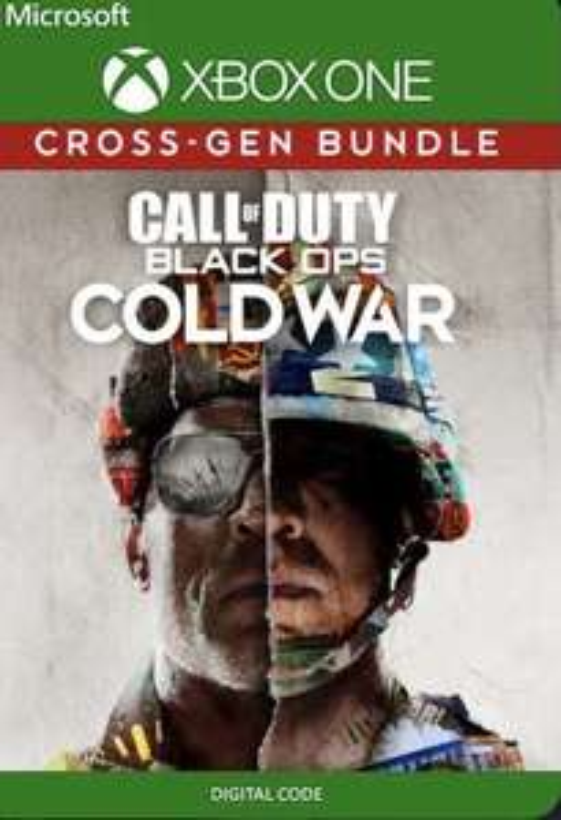 Call of Duty: Black Ops Cold War - Cross Gen Bundle - Xbox One (UK) £38.99 @ CDKeys