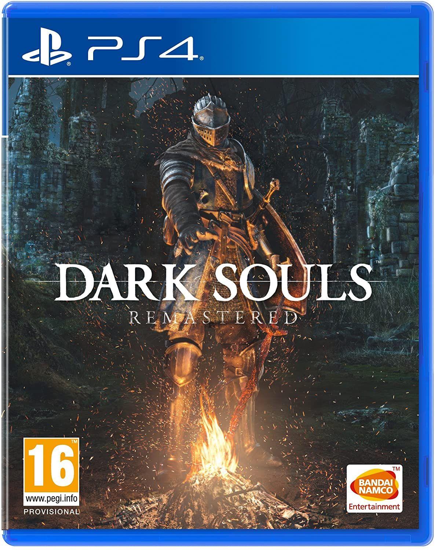 [PS4] Dark Souls Remastered - £8.90 Prime / £11.89 NP @ Amazon