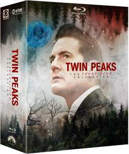 Twin Peaks - Complete Seasons Blu-ray boxset (Including Season 3 Special Television Event and Bonus features) £34 delivered @ Coolshop