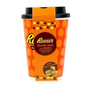 Reese'S Travel Mug With Miniature Reese's - £2 (+ Delivery Charges / Minimum Spend Applies) @ Morrisons