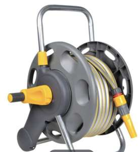 Hozelock 60m 2 in 1 Hose Storage System with 50m of Hose - £53.50 Delivered @ garden4less