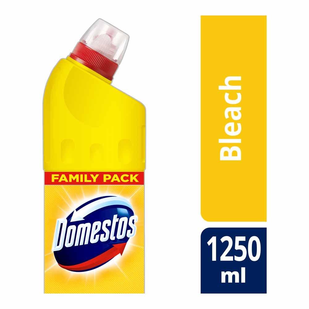 Domestos thick bleach 1.25L 90p @ Wilko (Bradford)
