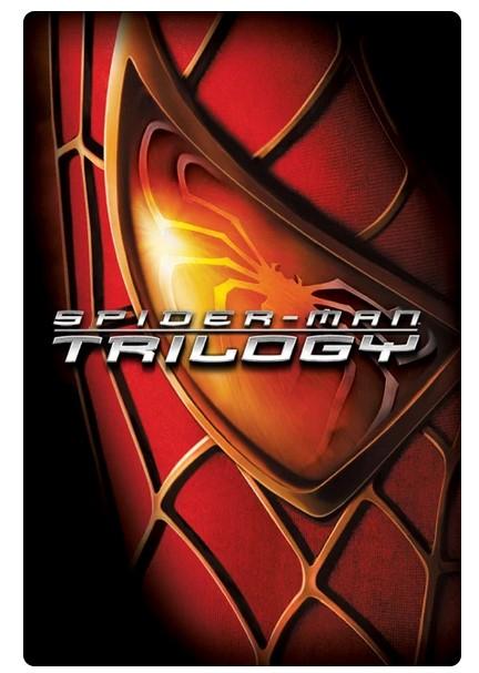 Spiderman trilogy £8.99 @ iTunes Store