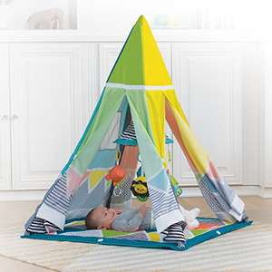Infantino Grow with Me Playtime Teepee Gym - £17.99 (+£4.49 Non Prime) @ Amazon