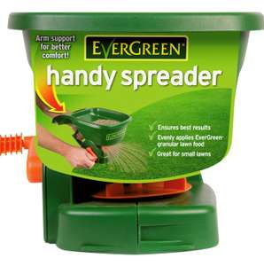 Scotts EverGreen Handy Spreader £10 Prime / £14.49 Non Prime (Usually dispatched within 1 to 3 weeks) @ Amazon