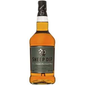 Sheep Dip Islay Blended Malt Scotch Whisky £17.10 prime / £21.59 nonPrime (£15.39 S&S) Amazon