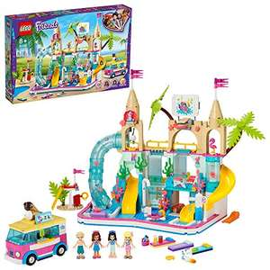 LEGO Friends 41430 Summer Fun Water Park Resort Play Set with Stephanie, Emma & Olivia Mini Dolls £61.98 Sold by Amazon