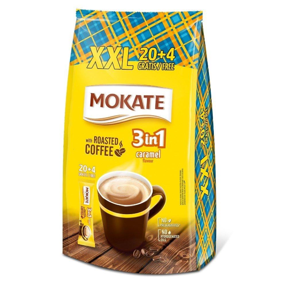 MOKATE CARAMEL COFFEE 24 SACHETS £2.79 @ Poundstretcher Walkden