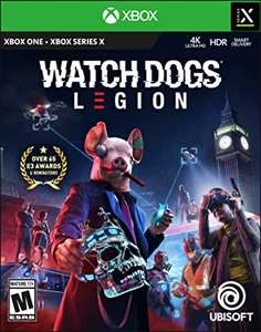 Watch Dogs Legion [Xbox One / Series X] £20.52 delivered (UK Mainland) @ Amazon Germany