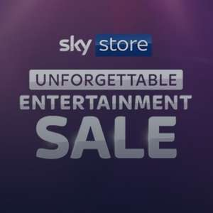 Unforgettable Entertainment Sale - Movies from £2.99 @ Sky Store