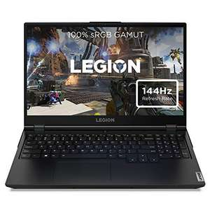 "Lenovo Legion 5 15.6"" FHD IPS 144 Hz Gaming Laptop (Intel Core i5-10300H, 8 GB, 256 GB SSD, GeForce RTX 2060, Win 10) - £806.65 @ Amazon"