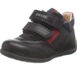 Geox boy's kaytan first walker shoes size 6 now £13.30 (+£4.49 Non Prime) at Amazon.