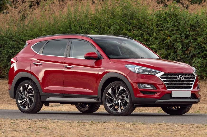 Hyundai Tucson SUV 1.6 CRDi MHEV 136PS SE Nav 5Dr DCT Start Stop SUV   DualClutch   Diesel MHEV / 2Yr Lease £6361.82 @ 21st Century Motors