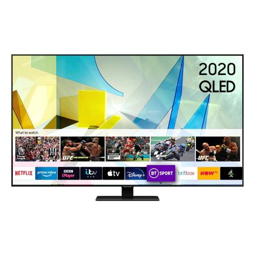 "Samsung QE65Q80TA 65"" Q80T QLED & HW Q60T soundbar £1278 at AskDirect"