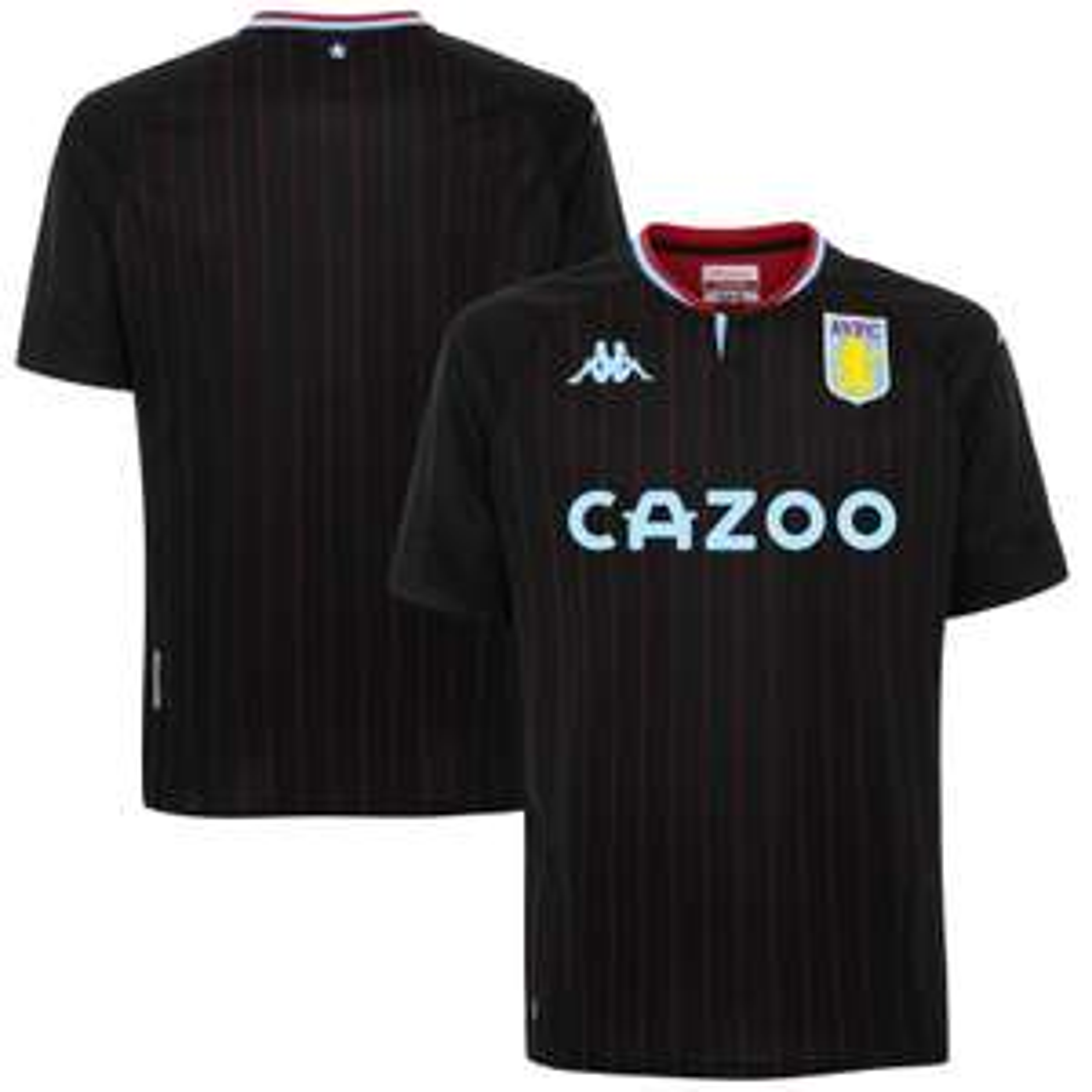 Aston Villa 2020/21 away shirt - £22.92 @ kitbagstore Ebay
