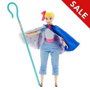 Bo Peep Talking Action Figure now £12.50 delivered, using code, @ shopDisney