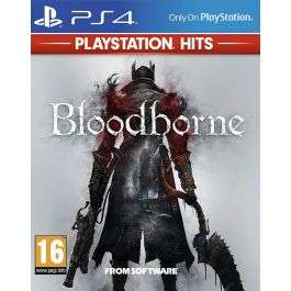 Bloodborne - PlayStation Hits (PS4) £8.95 Delivered @ The Game Collection