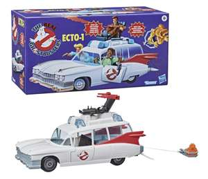 Pre-Order - The Real Ghostbusters Retro Kenner/Hasbro - Ecto -1 - £46.95 (+£2.95 Delivery) @ Star Action Figures