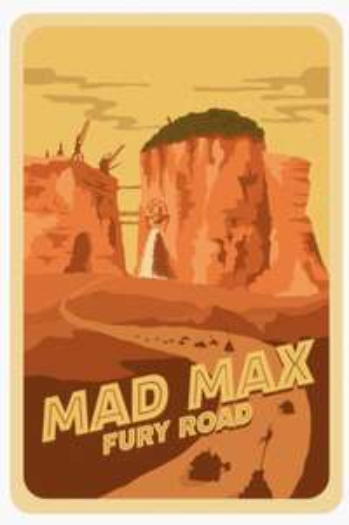 Mad Max - Fury Road 4K : £3.99 @ iTunes
